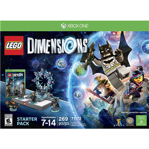 Xbox One mäng Lego Dimensions Starter Pack