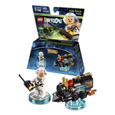 LEGO Dimensions Back to the Future Doc Brown Fun Pack