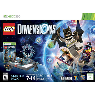 Xbox 360 mäng Lego Dimensions Starter Pack