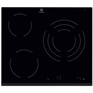 Built-in ceramic hob, Electrolux