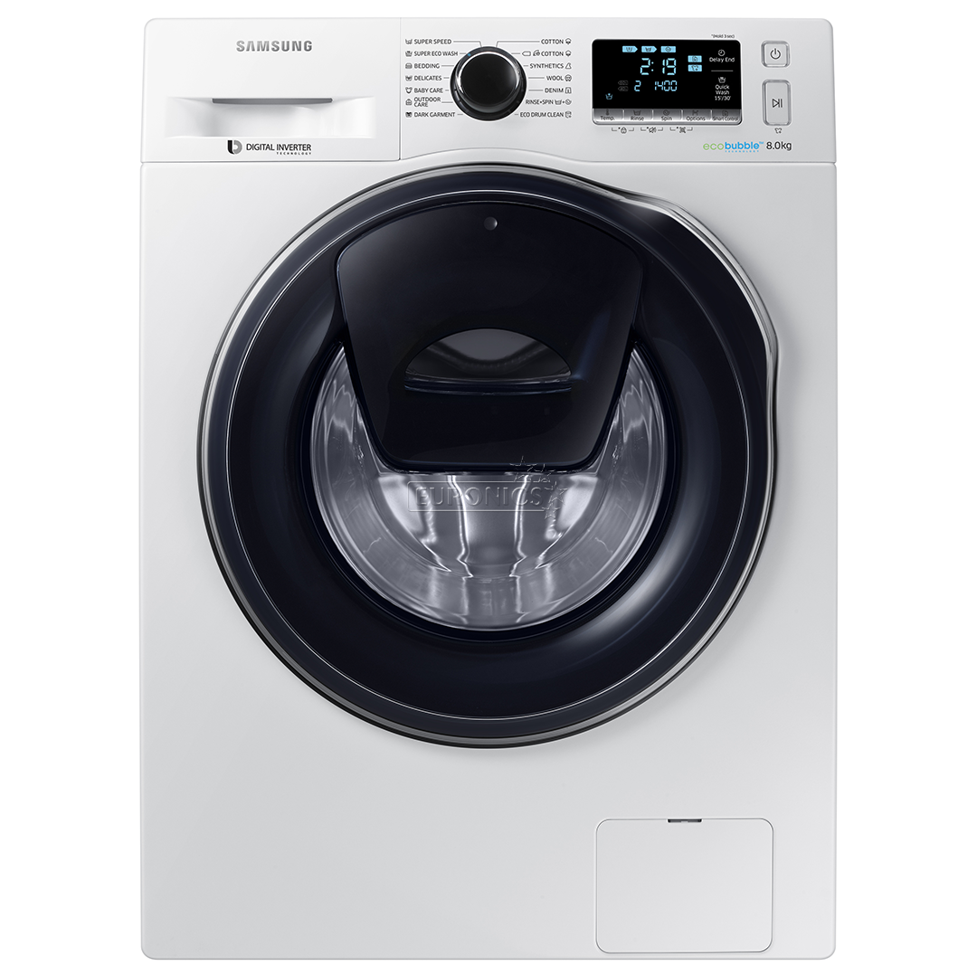 Washing machine samsung 8kg ww80k6414qwle washing machine samsung 8kg fandeluxe Image collections