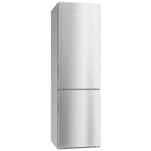 Külmik NoFrost, Miele / kõrgus: 201 cm / roostevaba