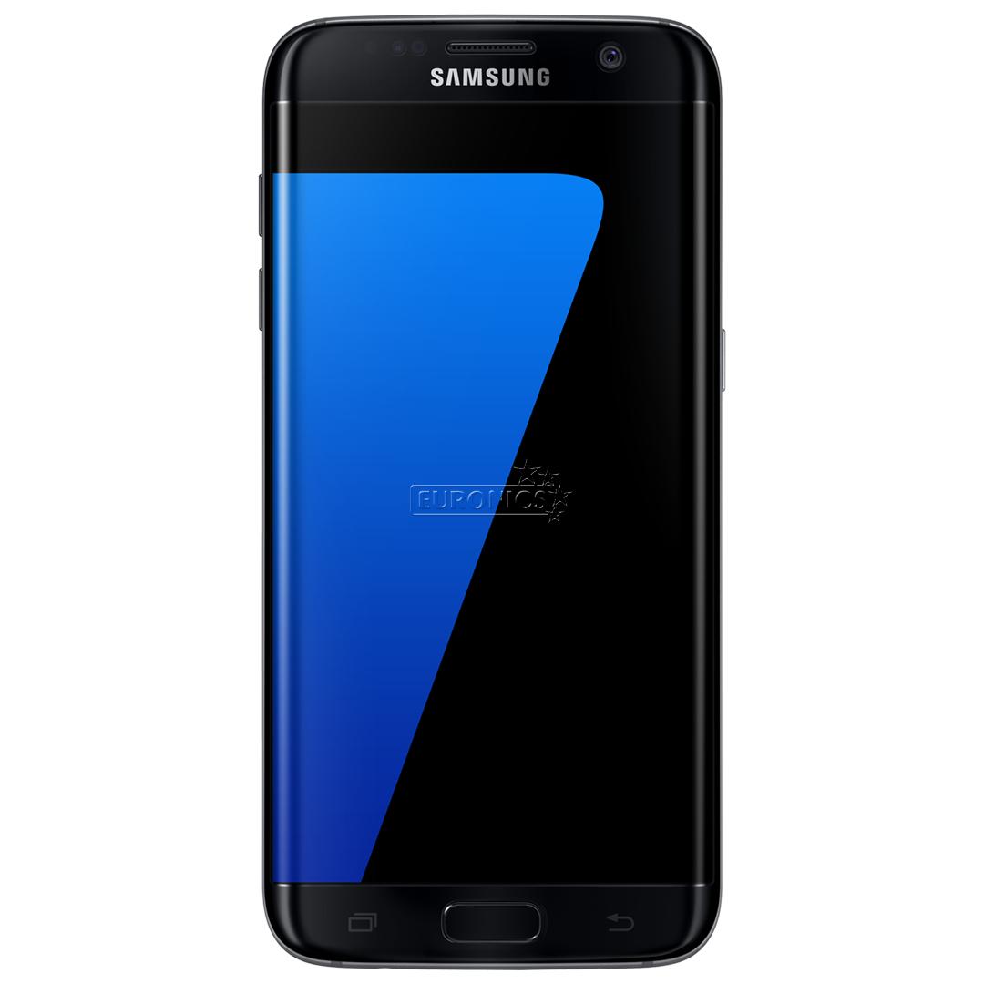 smartphone samsung galaxy s7 edge sm g935fzkaseb. Black Bedroom Furniture Sets. Home Design Ideas
