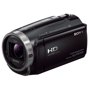 Videokaamera CX625, Sony