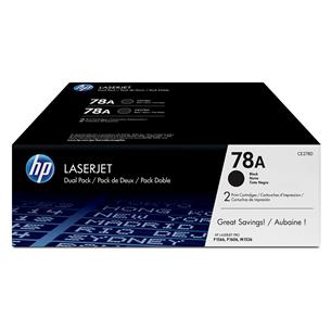 Tooner 78A topeltpakk, HP / must