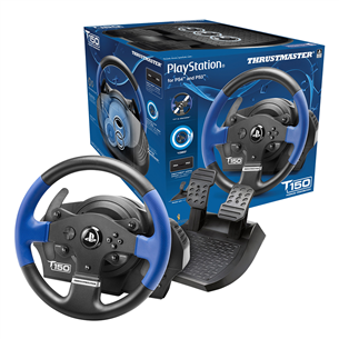 Руль T150 RS для PS3 / PS4 / PC, Thrustmaster