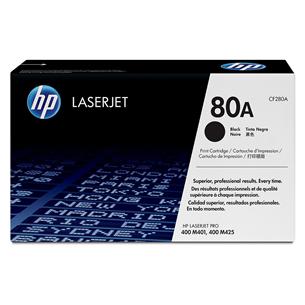 Toner 80A, HP / black