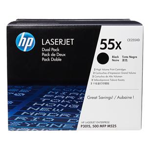 Tooner 55X topeltpakk, HP / must