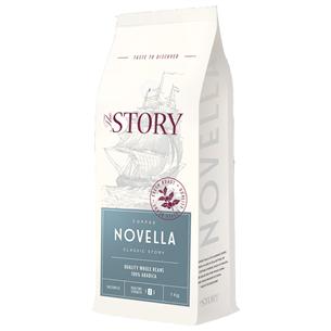 Kohviuba Novella 1kg, The Story