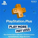 PlayStation Plus liikmekaart, Sony / 12 kuud