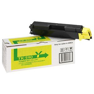Tooner TK-590Y, KYOCERA / kollane