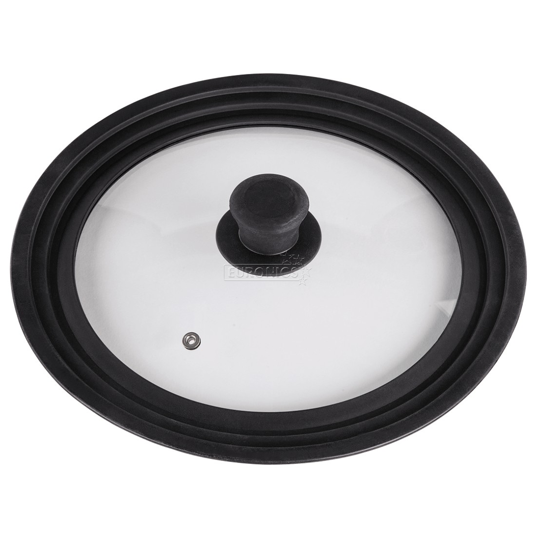 universal lid for pots and pans xavax 24 26 28 cm 00111545. Black Bedroom Furniture Sets. Home Design Ideas