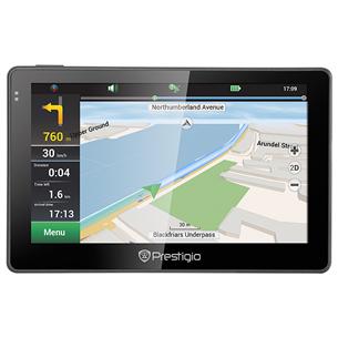 GPS-seade GeoVision 5057, Prestigio