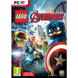 Arvutimäng LEGO Marvels Avengers