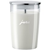Glass milk container 0,5L, JURA
