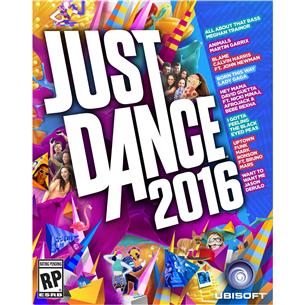 Wii mäng Just Dance 2016
