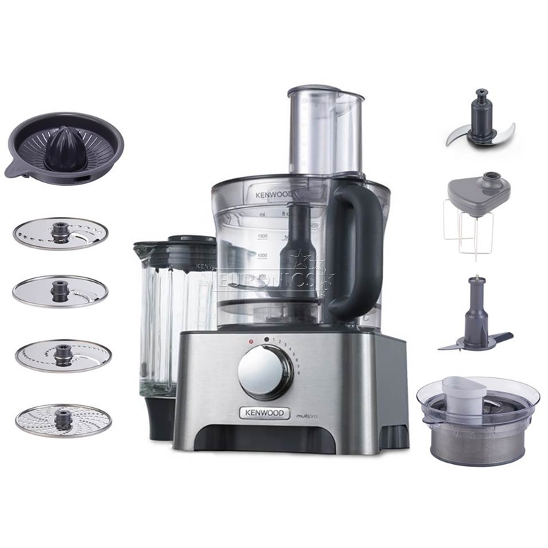 Review Kitchen Food Processors