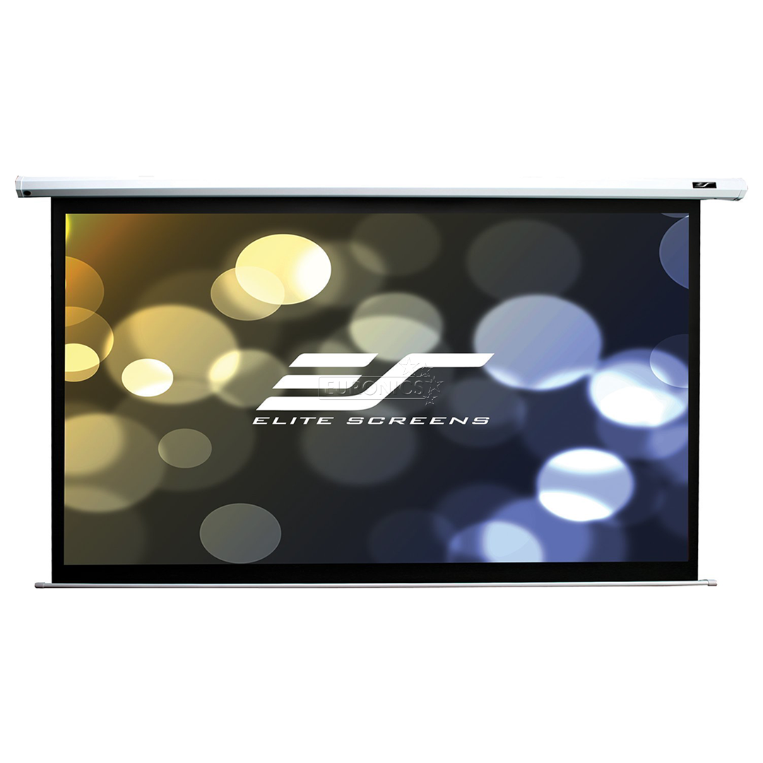 Projector screen electric100xh elite screens electric100xh for Elite motorized projector screen