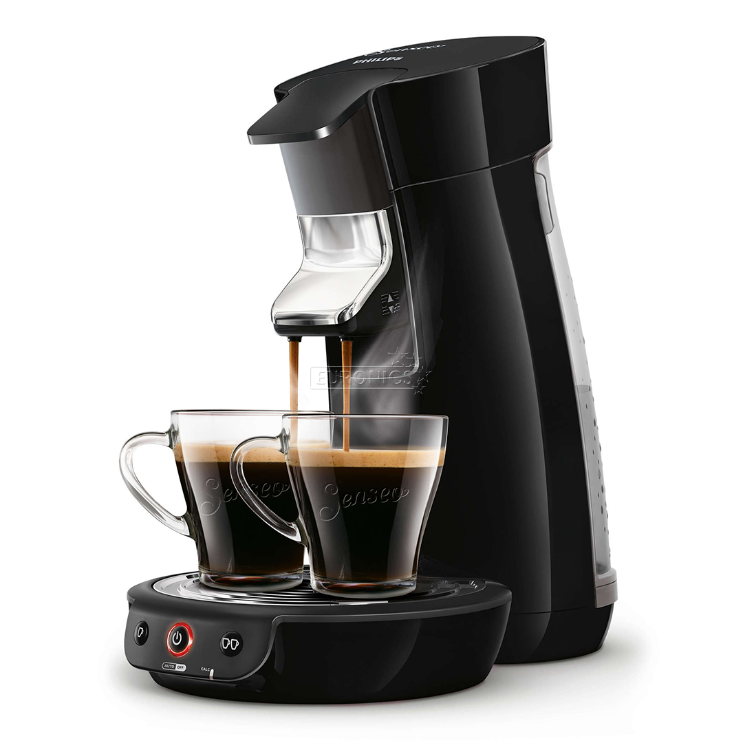 coffee pod machine senseo viva cafe philips hd7829 60. Black Bedroom Furniture Sets. Home Design Ideas