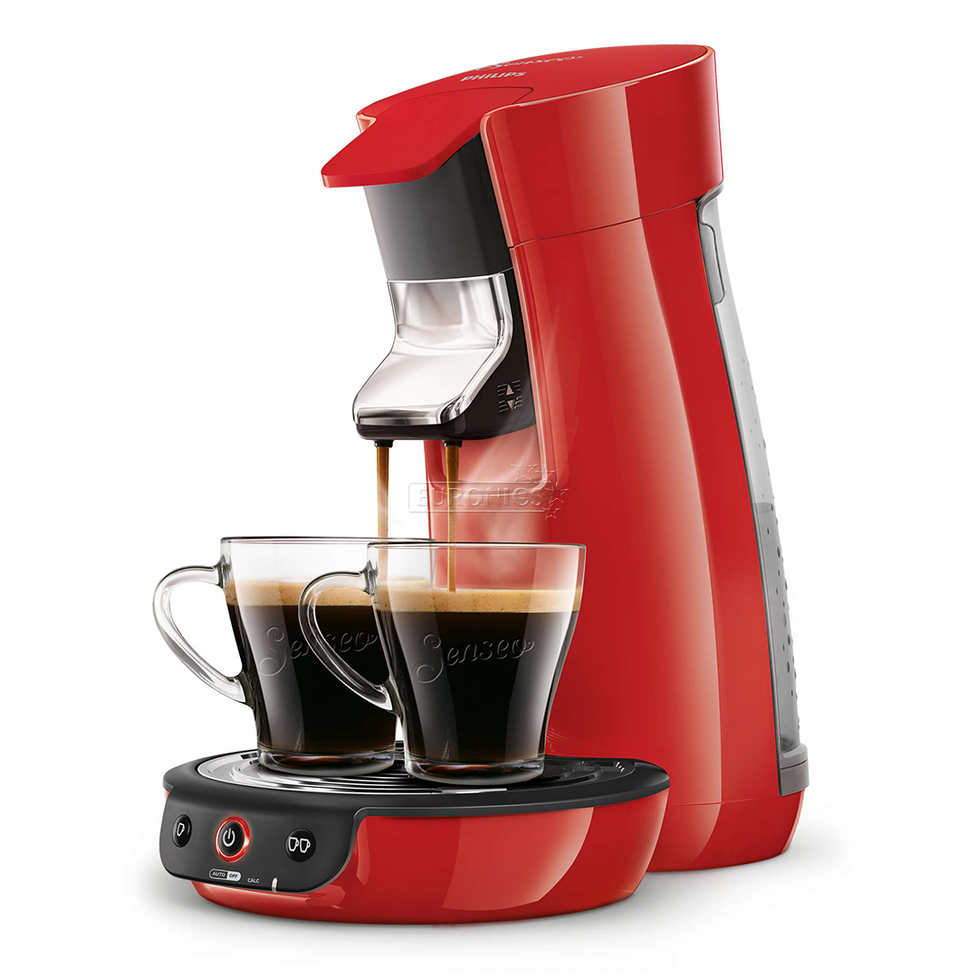 coffee pod machine senseo viva cafe philips hd7829 80. Black Bedroom Furniture Sets. Home Design Ideas