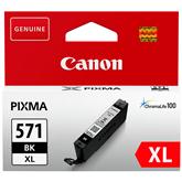 TIndikassett CLI-571XL (must), Canon