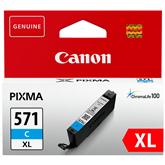 TIndikassett CLI-571XL (tsüaan), Canon