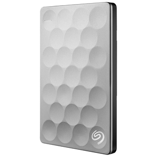 Väline kõvaketas Backup Plus Ultra Slim, Seagate / 1 TB