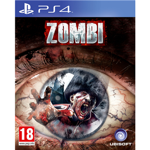 PS4 mäng ZOMBI