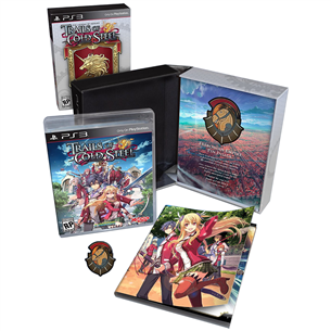 PS3 mäng The Legend of Heroes: Trails of Cold Steel Lionheart Edition