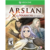 Xbox One mäng Arslan: The Warriors of Legend