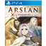 PS4 mäng Arslan: The Warriors of Legend