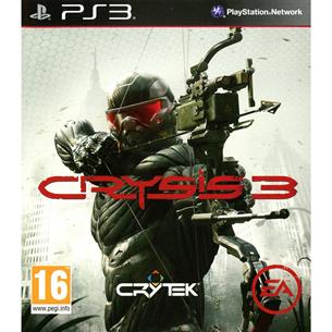 PS3 mäng Crysis 3