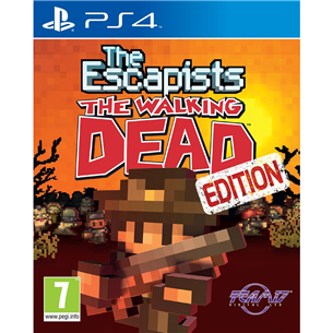 PS4 mäng The Escapists: The Walking Dead