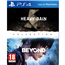 PS4 mängukomplekt Heavy Rain ja BEYOND: Two Souls