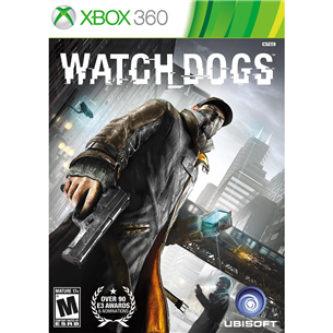 Xbox 360 mäng Watch Dogs