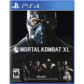 Игра для PS4, Mortal Kombat XL
