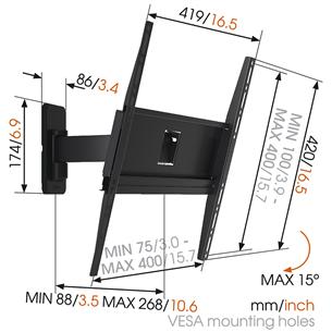 """Настенное крепление для телевизора Vogel's MA3030 (32-55"""")"""