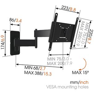 """TV Wall Mount Vogel's MA2040 (26-40"""")"""