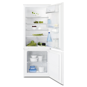 Built-in refrigerator, Electrolux / height: 144 cm