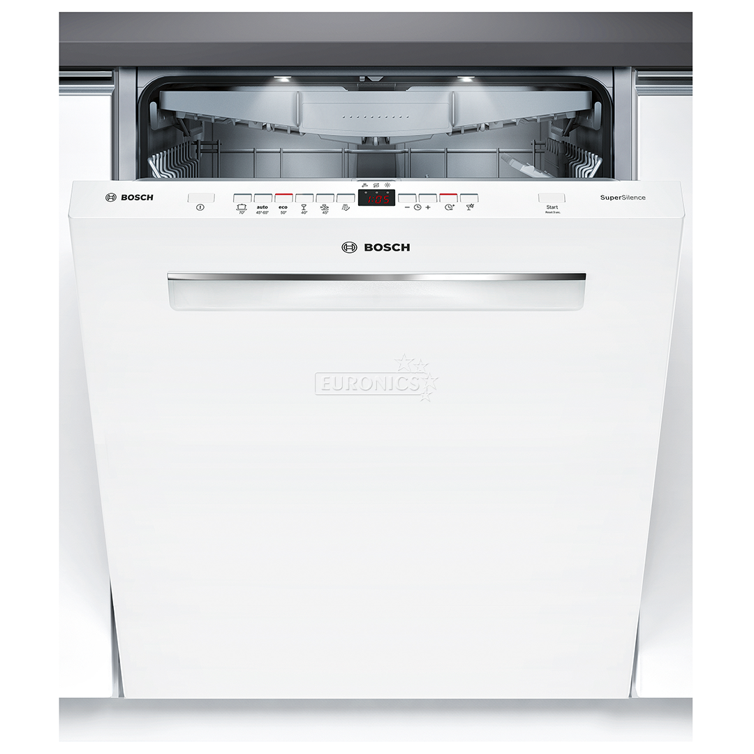 Built-in dishwashers Bosch (Bosch) 45 cm: a review of the best models 87