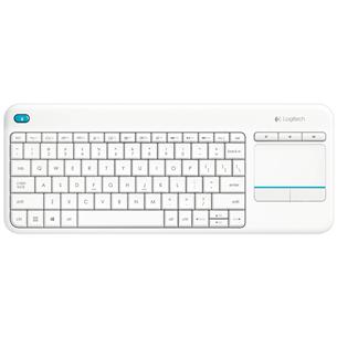 Juhtmevaba klaviatuur K400 Plus, Logitech / SWE