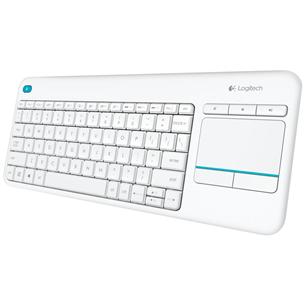 Juhtmevaba klaviatuur Logitech K400 Plus (SWE)