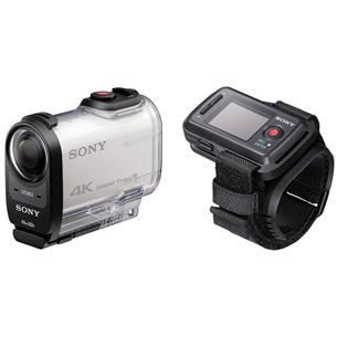 Seikluskaamera FDR-X1000VR, Sony / Wi-Fi, GPS
