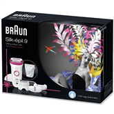 Epilaator Silk-épil 9 Wet & Dry, Braun