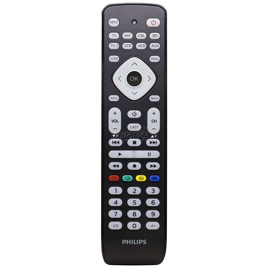 Universal remote control SRP2018, Philips, SRP2018/10