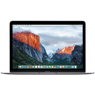 Sülearvuti Apple MacBook / 12, 512 GB, SWE