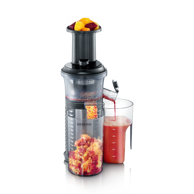 Juice Wizard Slow Juicer : Slow juicer ES3569, Severin, ES3569