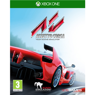Xbox One mäng Assetto Corsa