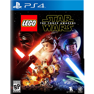 PS4 mäng LEGO Star Wars: The Force Awakens