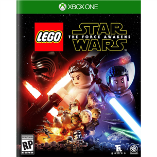 Xbox One game LEGO Star Wars: The Force Awakens X1LEGOSTARWARS